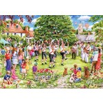 The Country Dance -1000pc