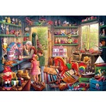 Toymakers Workshop - 1000pc