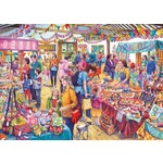 Village Tombola - 1000pc