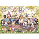 Mad Catters Tea Party - 1000pc