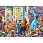 The Dressmakers Daughter - 1000pc