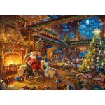 Santas Workshop - 1000pc