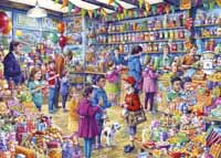 The Old Sweet Shop - 1000pc