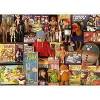 1970s Toy Box Memories - 1000pc