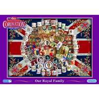 our royal family - 1000 piece