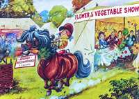 Thelwell - Flower Show - 1000pc