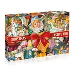 Christmas Festive Fun - 1000pc