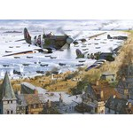 D-day Landings - 1000pc