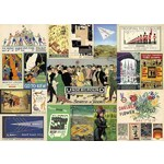 TFL Heritage Posters - 1000pc