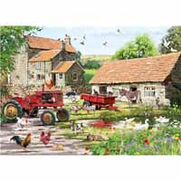 On The Farm - 1000 piece