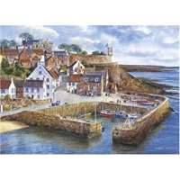Crail Harbour - Gibson