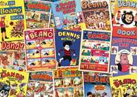 Beano and Dandy - Golden Years - 1000pc