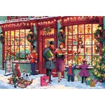 Christmas Toy Shop - 2000pc