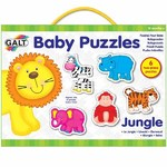 Baby Puzzle - Jungle - 6x2pc puzzles