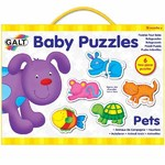 Baby Puzzles - Pets - 6 x 2pc