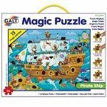 Pirate Ship - Magic Puzzle - 50pc