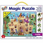 Castle - Magic Puzzle - 50pc