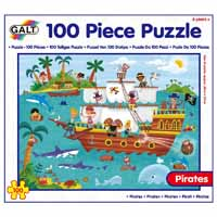 Pirates - 100 piece