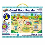 GALT Giant Floor Puzzle - Theme Park - 30pc