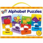 Play And Learn Alphabet Puzzles - 26 x 2pc