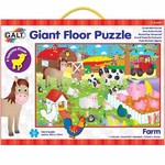Farm - Giant Floor Puzzle - 30pc