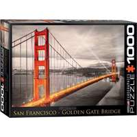 Golden Gate Bridge - San Francisco - 1000pc