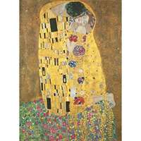 Gustav Klimt - The Kiss - 1000pc