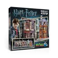 Harry Potter - Diagon Alley - 3D Puzzle