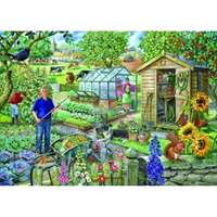 At The Allotment - Extra Large