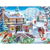 Winter Walk - 500pc