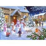 Snow Family - 1000pc