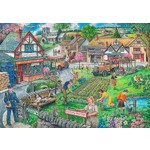 Wartime Green - 1000pc