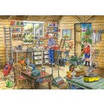 Freds Shed - Find the Difference 14 - 1000pc