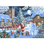 Seeing Double - Christmas Collectors Edition - 1000pc