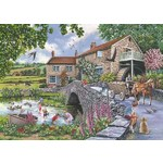 Old Mill - Redcastle Collection - 1000pc