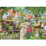 Orchard Farm - 1000pc