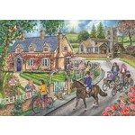 Rose Cottage - Redcastle Collection - 1000pc
