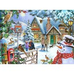Snowmans View - 1000pc