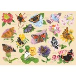 Garden Butterflies - 1000pc