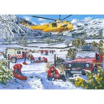 Mountain Rescue - 1000pc