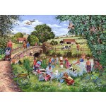 Pond Dippers - 1000pc