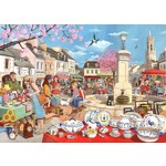 French Market - 1000pc