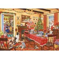 Unexpected Guest - Christmas 500 Piece