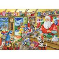 Santas Workshop - 500 Piece