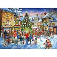 christmas shopping - 500 piece