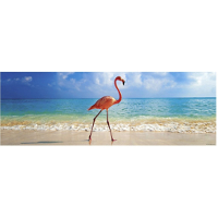 Flamingo - Wildlife - 1000pc Vertical Panoramic