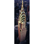 Chrysler Building - 1000pc Vertical Panoramic