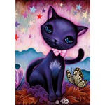 Black Kitty - 1000pc