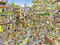 Carnival in Rio - 1500pc