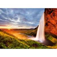 Seljalandsfoss Waterfall - 1000pc